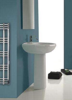 Arredo bagno e sanitari vendita online prezzi e offerte - Lavabo con colonna ...
