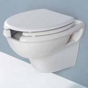 WC sospeso per disabili