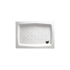Piatto doccia in ceramica 100x70 cm H11