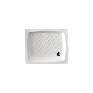 Piatto doccia in ceramica 85x70 cm h11