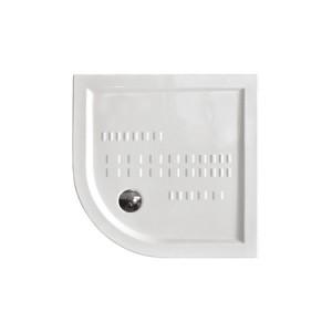 Piatto doccia ceramica 100x100 H5,5 angolare