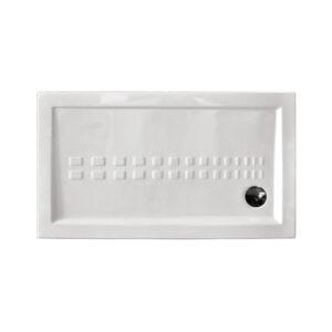 Piatto doccia in ceramica 140x80 H 5,5