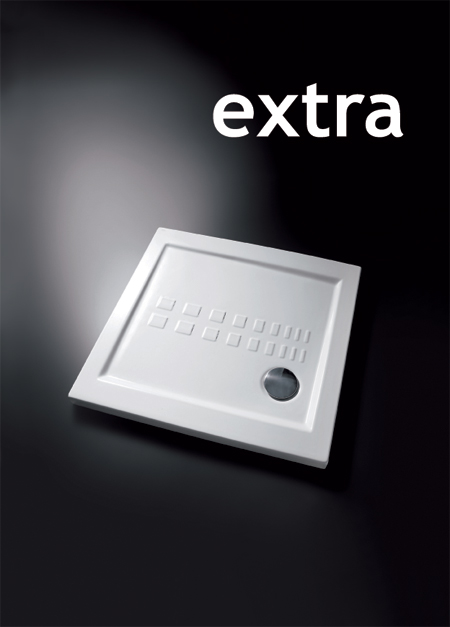 Piatto doccia quadrato 80x80