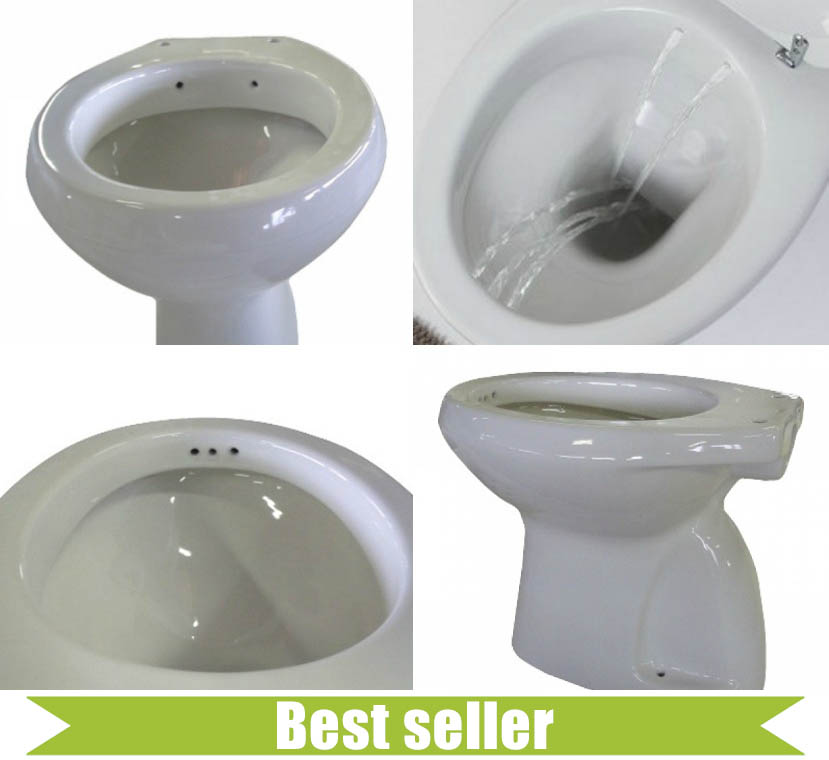 Wc Con Scarico Piccolo.Wc Con Bidet Integrato Tazza Bidet Incorporato Waterbidet