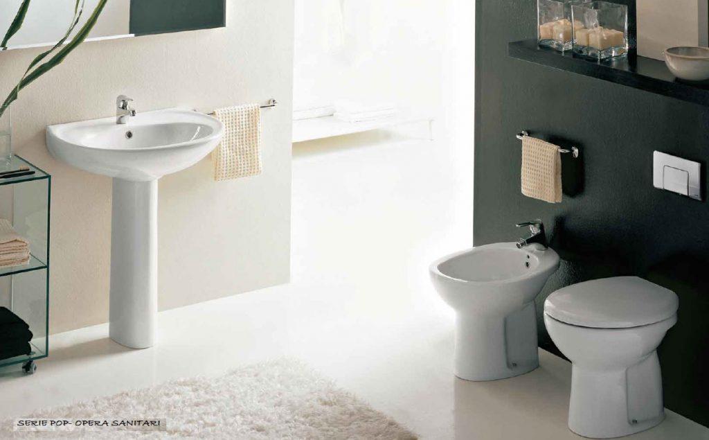 Offerte bagno completo con piatti doccia sanitari fantaceramiche - Bagno completo offerte ...