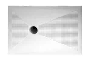 Piatto doccia in ceramica 120x80x3 | Spedizioni gratuite