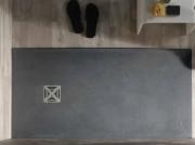 Piatto doccia in marmoresina 120x70