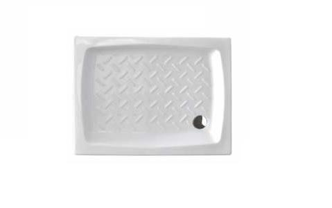 Piatto doccia in ceramica 90x70 h11