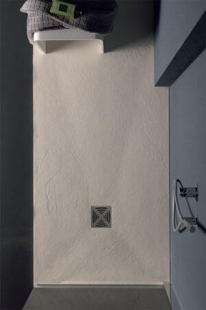 Piatto doccia in marmoresina 80x80