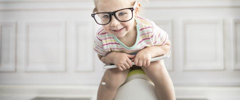 Sanitari per l'infanzia, come educare i bambini ad andare in bagno