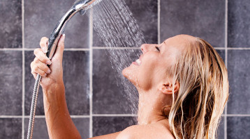 Pensare sotto la doccia