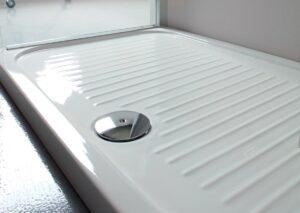 Bianco lucido H 6 cm.